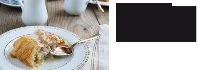 Und ein guter Kaffee zum Kuchen. Und vor allem zum Frühstück.